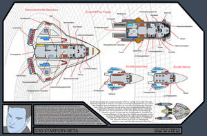 Nova Deck Plans Shuttles by Damon1984