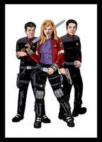 Command Staff by Damon1984