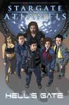 Stargate Atlantis by Damon1984