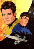 Star Trek by Damon1984