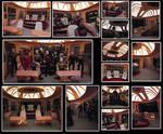 Enterprise-D Bridge Diorama by Damon1984