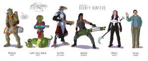 Star Trek Infinity - Bounty Hunters 2 (color) by Damon1984