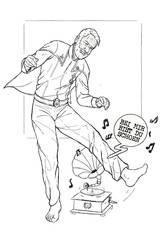DEJ2019 - 11 I won't dance by Damon1984