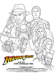 Indiana Jones and the Star Spangled Man