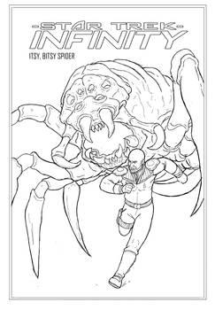 Infinity: Itsy Bitsy Spider