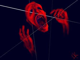 agony by camiio