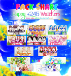 [Pack Share] Happy +245 Watchers