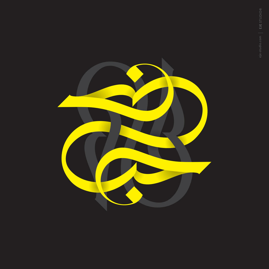 Love Arabic calligraphy by eje studio by one-bh on DeviantArt
