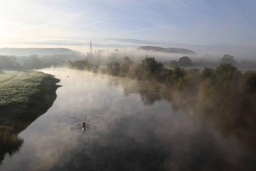 Morning Mist by davva-s
