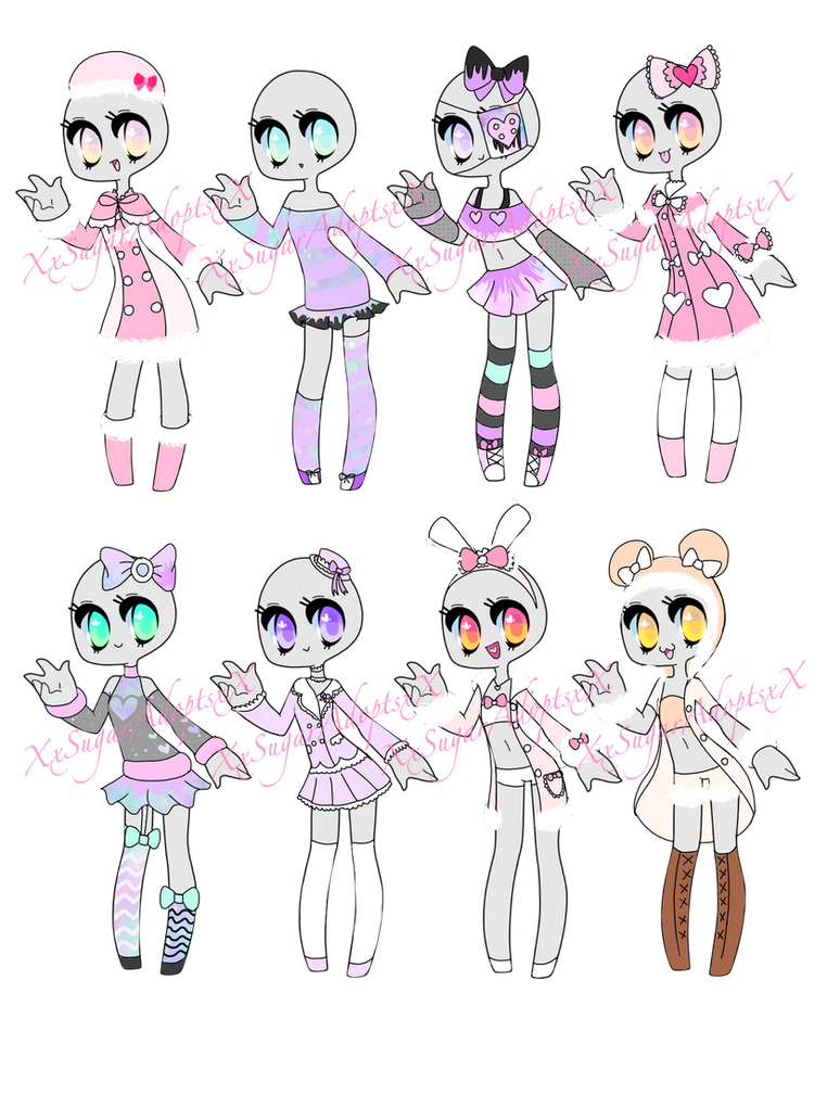 {Prices lowered}Clothes Adopt Batch #2 (CLOSED) by ...