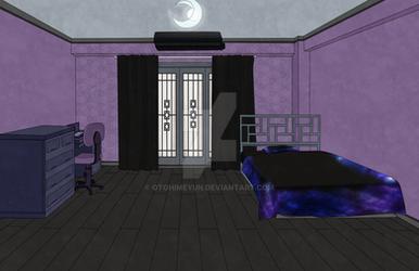 [BnHA] Chika's dorm room