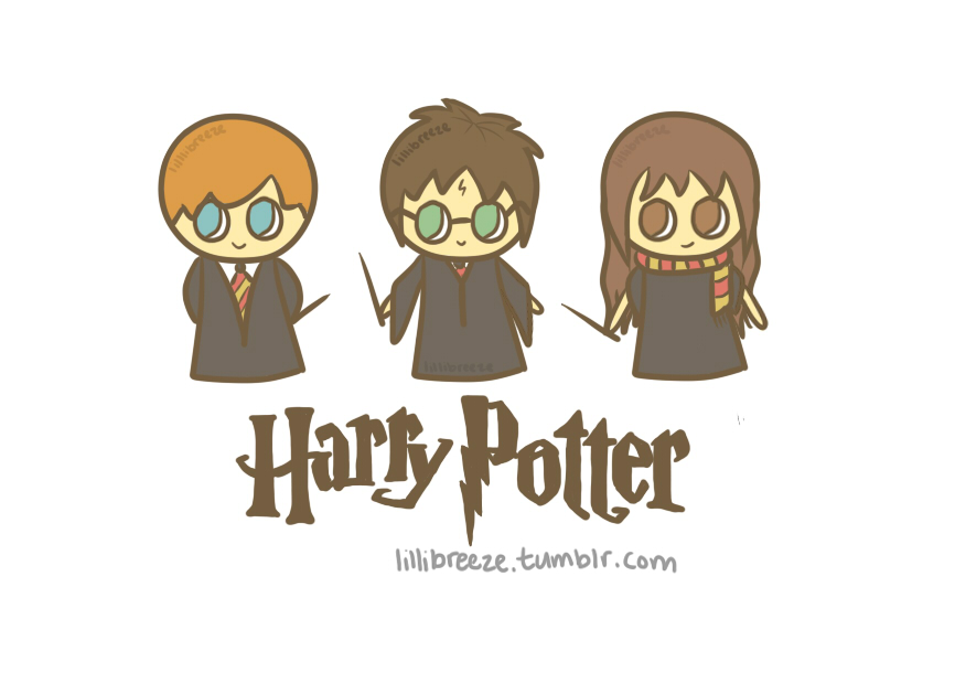harry potter by lillibreeze -#main