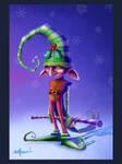Unmerry Elf