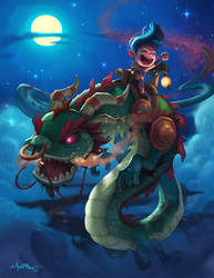 MarkHansen SerpentJoyRide(small) by Mark-Ito