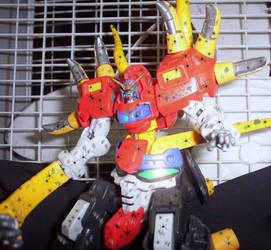 Satan Gundam by ReddBeta