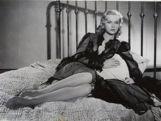 Anne Francis by rms19