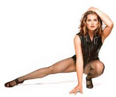 Brooke Shields as Black Canary