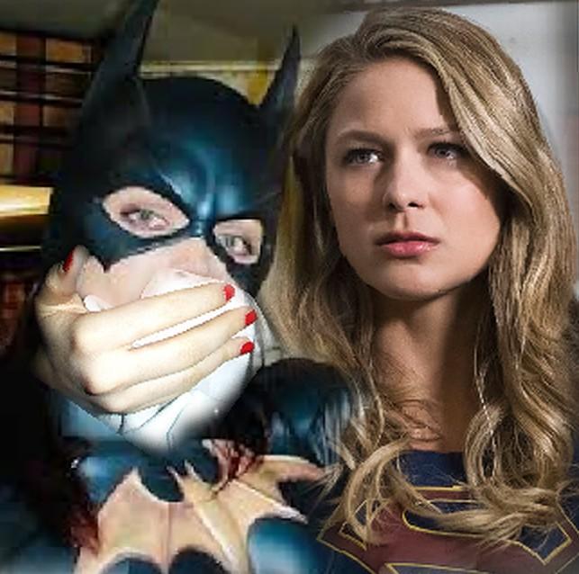 Superwoman chloroformed