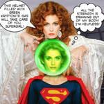 Selena's Revenge on Supergirl