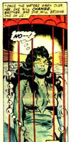 Wonder Woman in She Hulk 7 Recreation