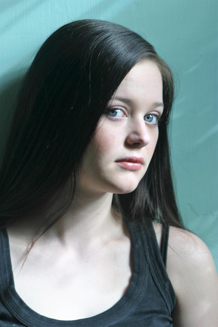 Blue green eyes by Porthos-01