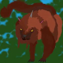 Gargasp-Beast