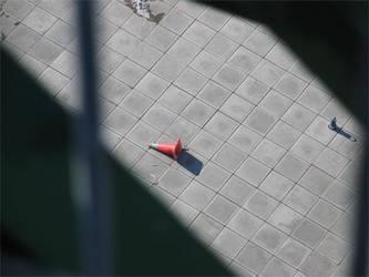 The Solitary Pylon by unique-flotsam