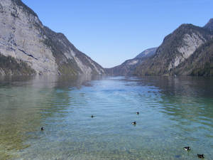 Mountain Lake 2