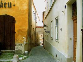 Old Prague by shutterlight