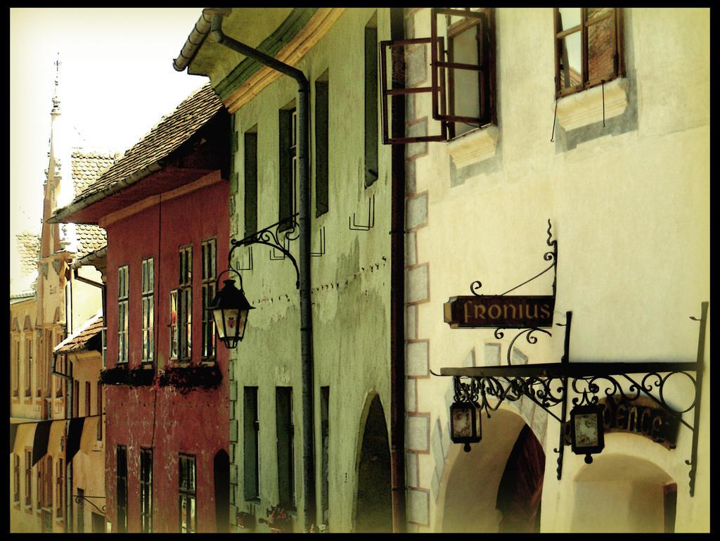 Medieval Transilvania by shutterlight