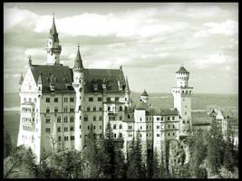 Neuschwanstein by shutterlight