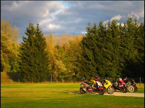 Ride Break