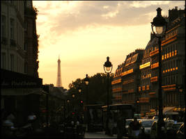 Au Revoir Paris by shutterlight