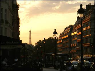 Au Revoir Paris by shutterlight