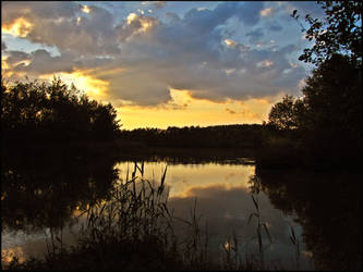 Sunset by shutterlight