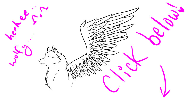 How to draw angel wings tut by anarchywolfkira