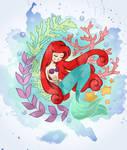 Ariel.