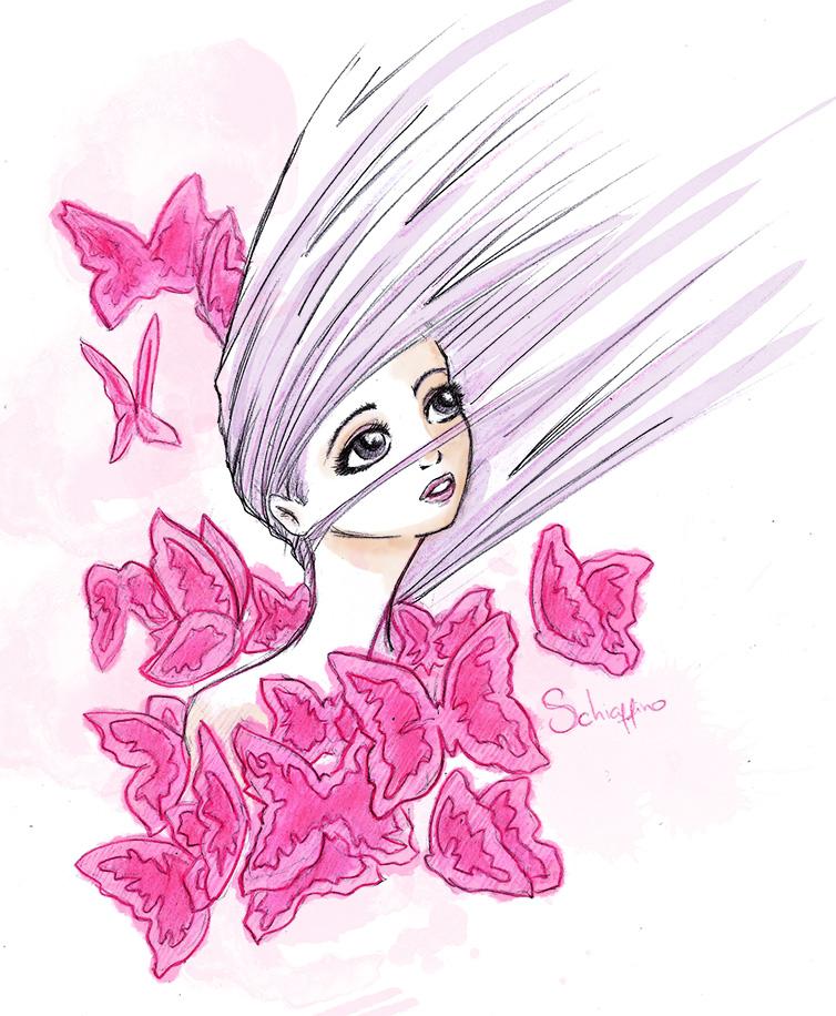 Psylocke by MoySchiaffino