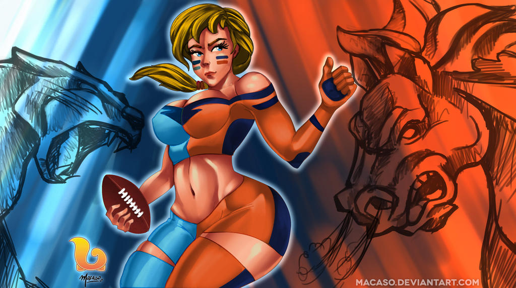 SuperBowl L by Macaso