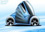 Peugeot IceMan concept - side