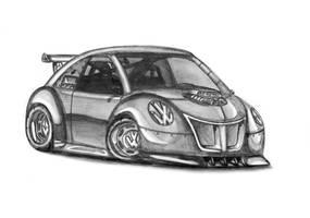 VW Beetle_D.U.R.C.I design