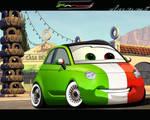 Fiat 500_Luigi_D.U.R.C.I desig