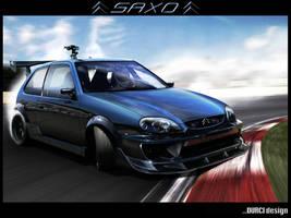 Saxo_DriftCar by DURCI02