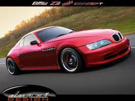 BMW Z3 coupe by DURCI02