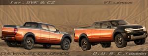 Chevrolet Colorado_2views by DURCI02