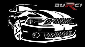 Mustang_toon