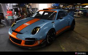 Porsche911 GT3- team SLOVAKIA1 by DURCI02