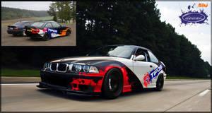 BMW E36_TIPOS DRIFT TEAM