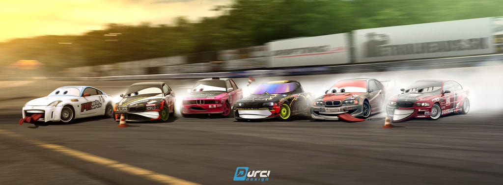 Drift train by DURCI02