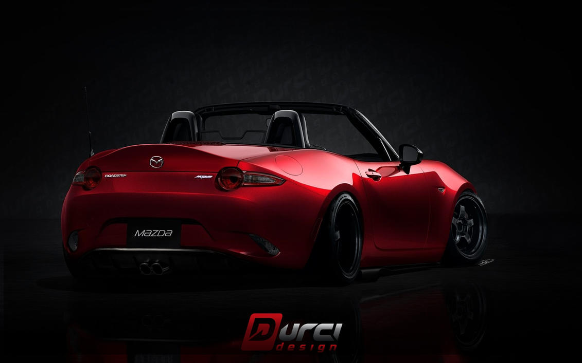 Mazda MX-5 MPS - rear by DURCI02